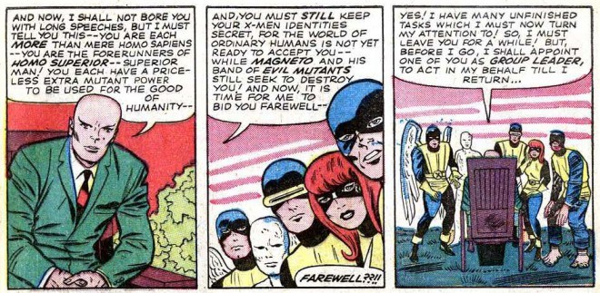 X-Men as Vocational Rehabilitaiton Archetype